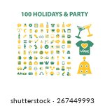 100 Holidays  Party Isolated...