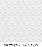 white seamless texture. vector... | Shutterstock .eps vector #267465944
