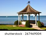 Park Shelter In Niagara On The...