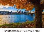 View Of Portland  Oregon...