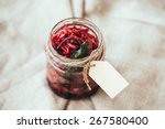 Pickled Cabbage With Beetroot...