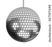 3d. Disco Ball  Mirrorball ...