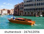 A Specific Water Taxi On The...
