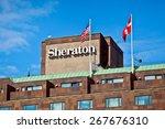 stockholm  sweden   july 27 ... | Shutterstock . vector #267676310