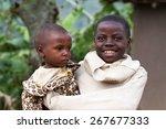 ruhengeri  rwanda november 3 ... | Shutterstock . vector #267677333
