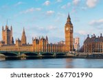 Постер, плакат: Elizabeth Tower Big Ben