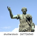 dictator in rome | Shutterstock . vector #267726560