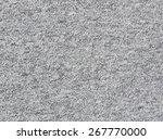 grey carpet texture | Shutterstock . vector #267770000