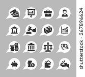 finance | Shutterstock .eps vector #267896624