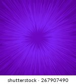 Retro Purple Sunburst Background