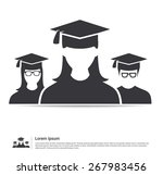 Teamwork Graduates Student...