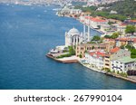 The View Of Ortakoy Mosque  An...