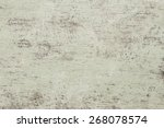 a background of weathered white ... | Shutterstock . vector #268078574