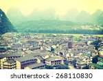 Yangshuo   Aug 16  Buildings...