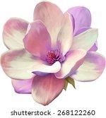 vector illustration of... | Shutterstock .eps vector #268122260