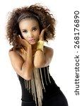 Beautiful African Female Model...