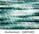 blue texture with rays.... | Shutterstock . vector #26825683