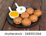 falafel | Shutterstock . vector #268301366