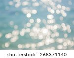 Blurred Sea Backgrounds