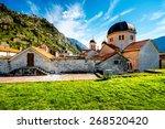St. Nicholas Church In Kotor...