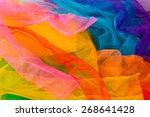 Some Multicolored Fabric.