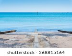 the boat ramp at frankston  a...