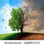 Creative Concept Landscape....