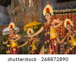 ubud  bali  indonesia   april ... | Shutterstock . vector #268872890