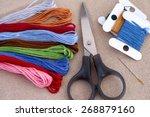 Cross Stitch Threads And...