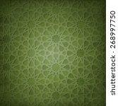 ramadan graphic design.   Shutterstock .eps vector #268997750