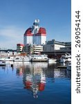gothenburg  sweden april 8 ... | Shutterstock . vector #269054144