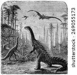 Dinosaurs  Stegosaurus And...