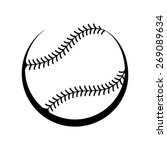 baseball black and white vector ...