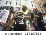 Jazz Musicians Performing On...