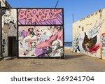 tel aviv  israel   october 19 ...   Shutterstock . vector #269241704