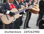 Small photo of Mariachi spain guitar player
