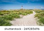 Beautiful Dune Landscape With...