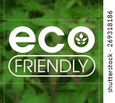 Eco Friendly Label Against...