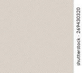 seamless anthracite gray slim... | Shutterstock .eps vector #269430320