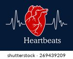 health care concept depicting... | Shutterstock .eps vector #269439209