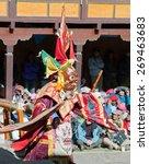 tengboche  nepal   8th... | Shutterstock . vector #269463683