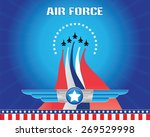 air force illustration  for... | Shutterstock .eps vector #269529998