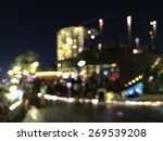 blur and bokeh light background ... | Shutterstock . vector #269539208
