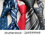 Colorful Man Ties