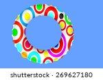 float ring | Shutterstock . vector #269627180
