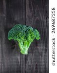 broccoli | Shutterstock . vector #269687258