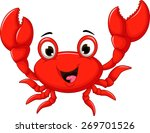 Funny Cartoon Crab For You...