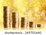 back  background  bank. | Shutterstock . vector #269701640