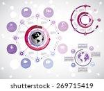 vector of illustration... | Shutterstock .eps vector #269715419