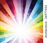 spectrum background | Shutterstock .eps vector #26977453
